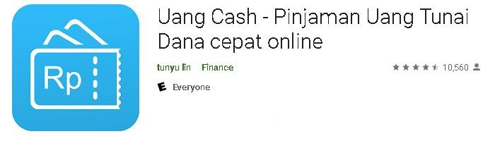 Pinjaman online cepat terbaik terpercaya